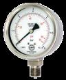 Pressure Gauge Schuh SS-SX Series bar/psi