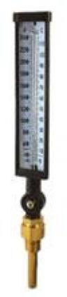 Aluminium case glass thermometer,TY590 Series