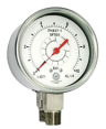 Differential Pressure Gauge Schuh SF1 Series